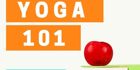 Yoga 101 tickets
