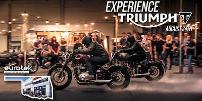 Experience Triumph at Eurotek OKC