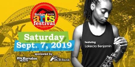 Bridge Arts Festival 2019 tickets