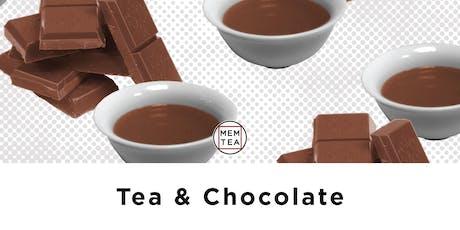 Tea & Chocolate  tickets