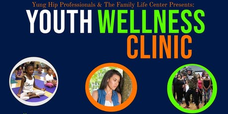 Youth Wellness Clinic tickets
