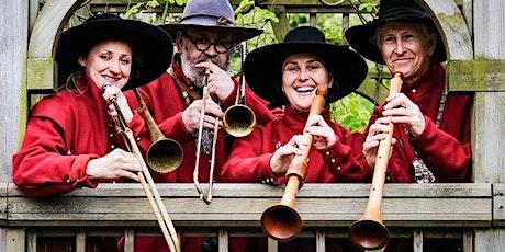 The York Waits : Music for the Festive Season tickets