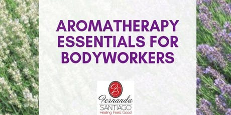 Aromatherapy Essentials for Bodyworkers tickets