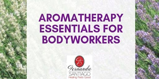 Aromatherapy Essentials for Bodyworkers