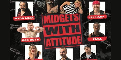 Midget Wrestling tickets