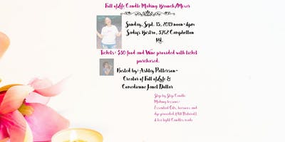 Candle Making Brunch/Mixer
