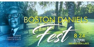 Boston Daniels Fest