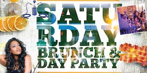 4TH SATURDAYS | BRUNCH & DAY PARTY | FEATURING DJ AYE...