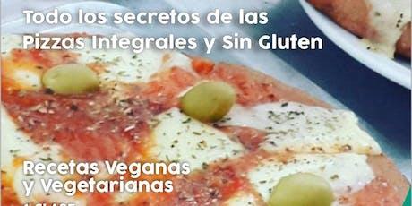 """TALLER GRATUITO """"Pizza Party - Integrales y sin gluten"""" - 1 clase entradas"""