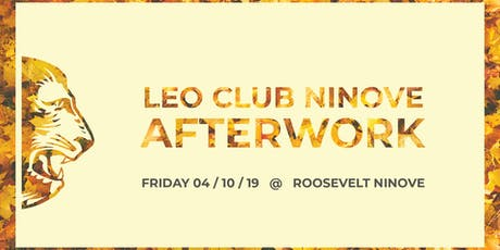 Afterwork Leo Club Ninove tickets