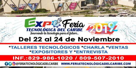 Feria Tecnologica del Caribe entradas