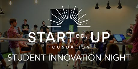 STARTedUP Richmond - Student Innovation Night Kickoff tickets