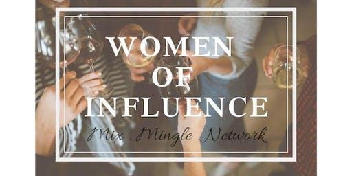Women of Influence  - Mix, Mingle, Network