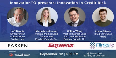 InnovationTO: Innovation in Credit Risk tickets