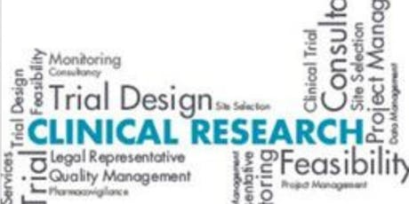 Clinical Research Associate Training tickets