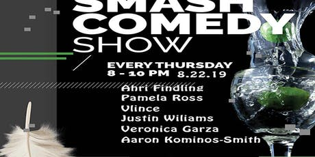 SMASH COMEDY SHOW tickets