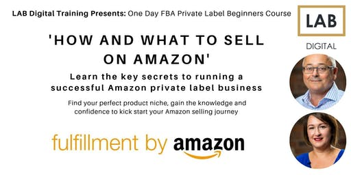 LAB Digital Training: How and What to Sell on Amazon