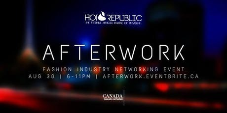 Afterwork Lounge Party | Fashion Industry Networking Event tickets