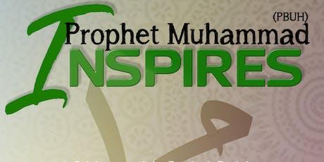 Prophet Muhammad Celebration Banquet & Muhammad (PBUH) Inspires Excellence Awards tickets