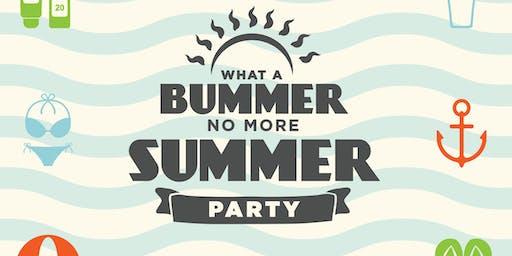 End of Summer BASH