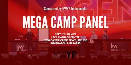 Mega Camp Panel tickets