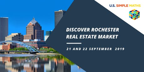Discover Rochester Real Estate Market tickets