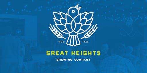 Great Heights Beer Dinner