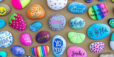 Rock Painting at the Billings City Library tickets