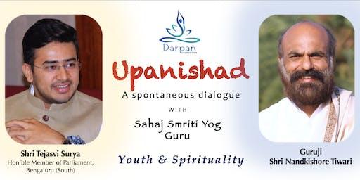 Upanishad - with Shri Tejasvi Surya (MP, Bengaluru-South)