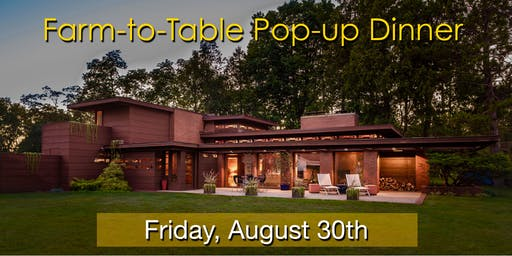 Farm-to-Table Pop-up Dinner
