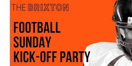 Football Sunday Kick-Off Party tickets