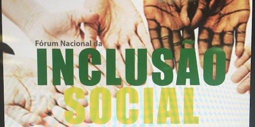 I FORMUM REGIONAL DE INCLUSAO SOCIAL DF