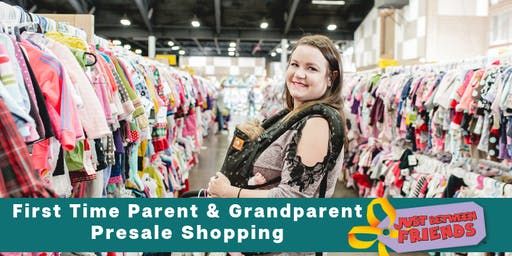 JBF Houston South Fall 2019 Consignment Sale: First-Time Parent & Grandparent Presale