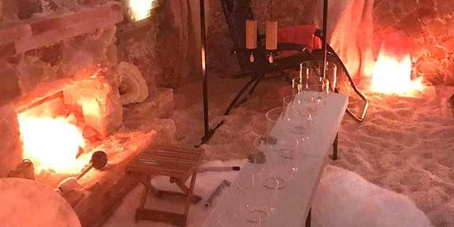 Sound Bath at Saltana Cave