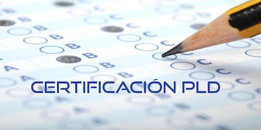 Curso Certificación PLD