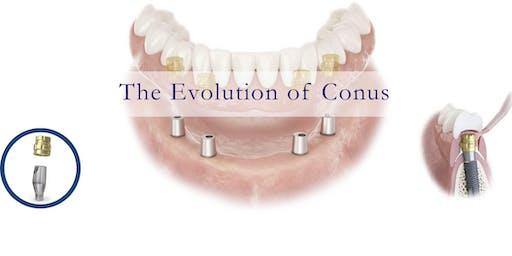 Continuing Education - The Evolution of Conus