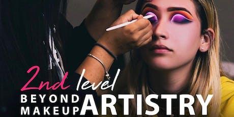 2nd Level Beyond Makeup Artistry | Sureste tickets