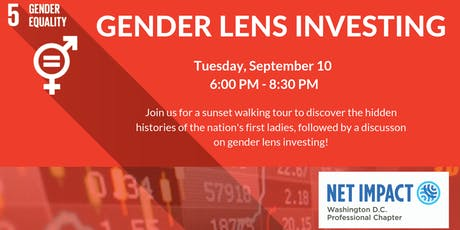 Gender Lens Investing tickets
