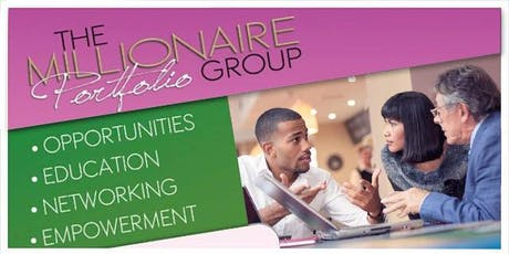 MPG: Millionaire Circle Open Candidate Meeting tickets