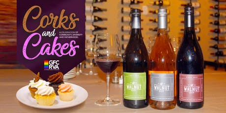 EVENT POSTPONED - Corks and Cakes RVA - A Celebration of Community, Diversity and Fatherhood tickets