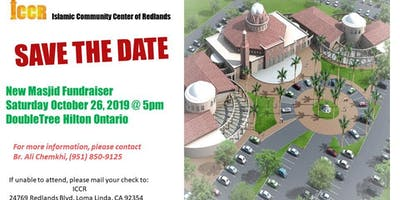 New Masjid Banquet
