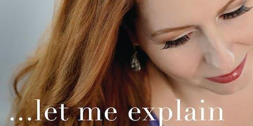 Let Me Explain: Christina Raphaelle Haldane