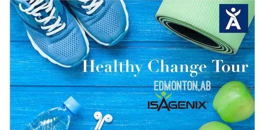 HEALTHY Change Tour Isagenix