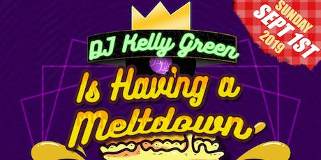 DJ Kelly Green - Grilled Cheese Pop Up tickets