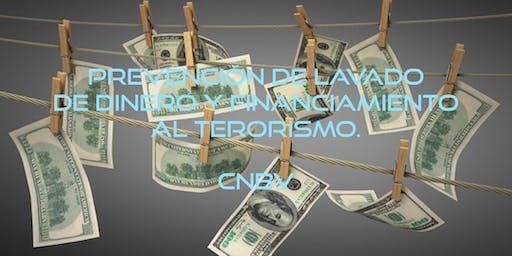 Curso Prevención de lavado de dinero y financiamiento al terrorismo