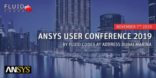 ANSYS User Conference 2019 by Fluid Codes