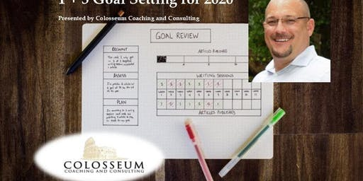 Bring your lunch and Learn - 1 + 3 Goal Setting for 2020
