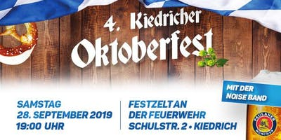 4. Kiedricher Oktoberfest