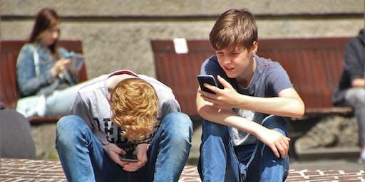 Adults, Children, Social Media & Mental Health