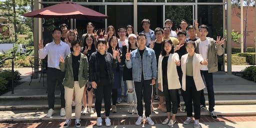 USC CGSA 2019 新生见面会